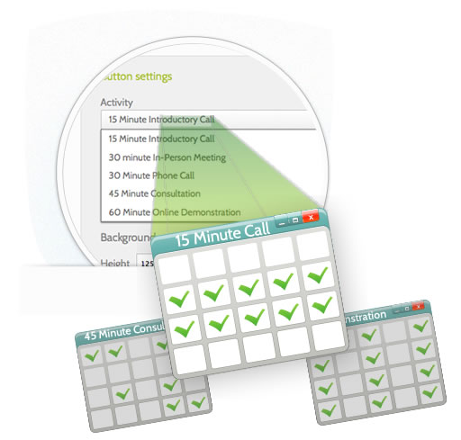 Online Appointment Scheduling Calendars