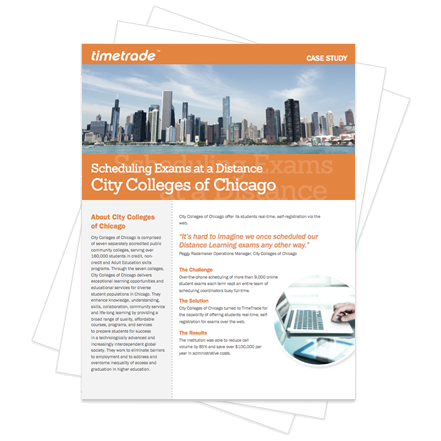City colleges of Chicago case study