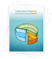 Inside Sales Productivity Insights & Performance Analysis