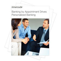 Online Appointment Scheduling for Banks