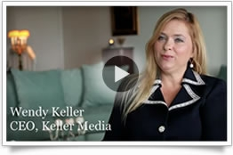 Online Appointment Scheduling Videos - Wendy Keller of Keller Media